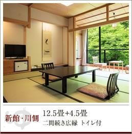 客室(新館・川側)